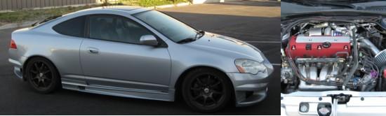 Acura RSX-S