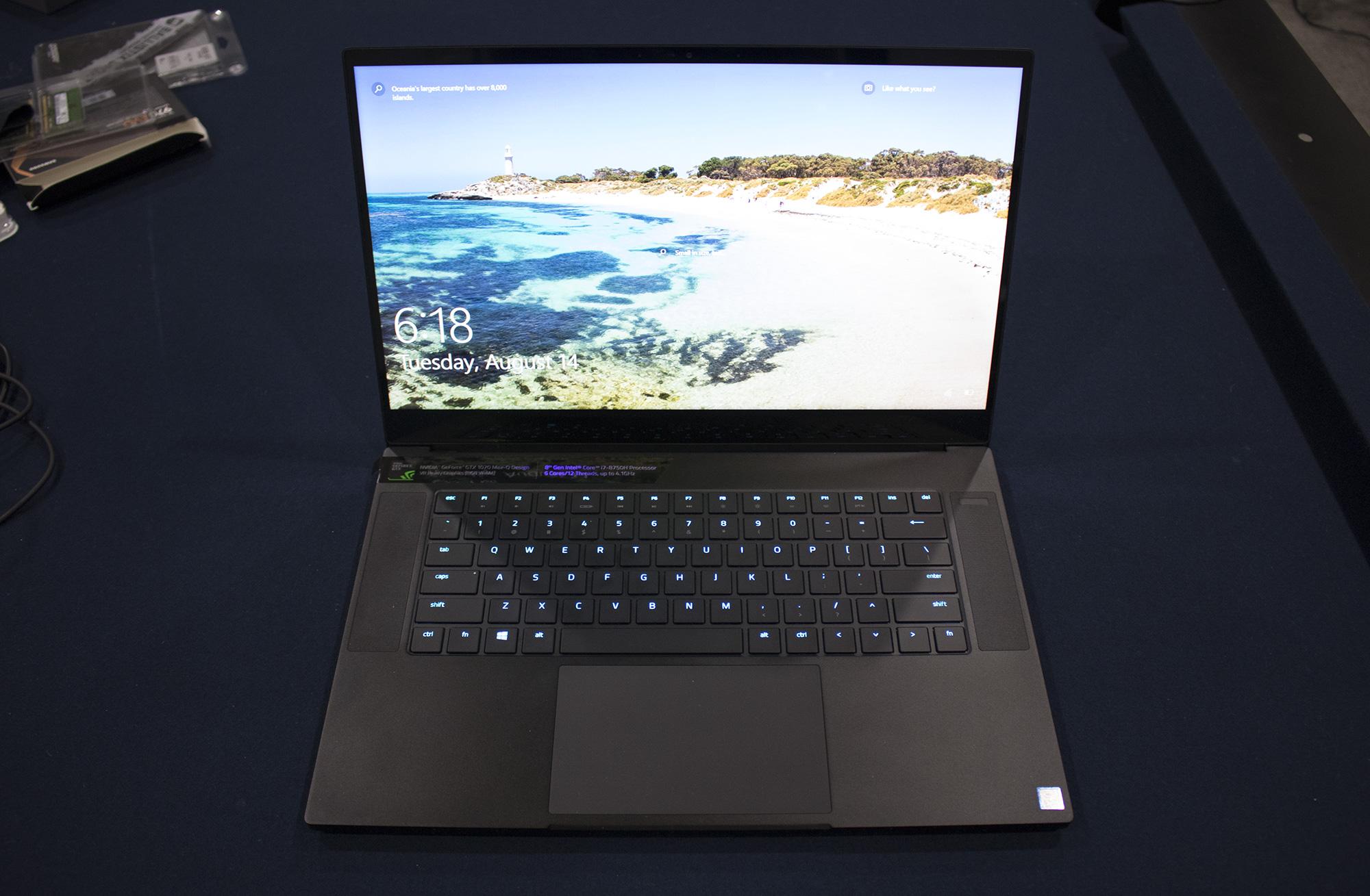 2018 4k razer blade 15 laptop camhughes com