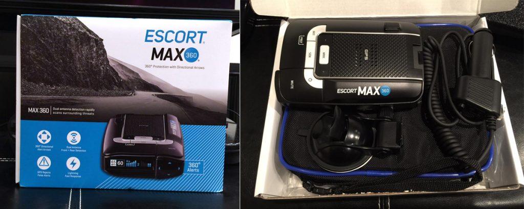 escort-radar-360-max